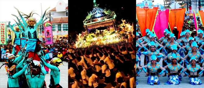 The colorful tradition and festivities...